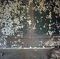 Interieur van de buitenplaats,detail van de wandschildering in slechte toestand - Oostkapelle - 20383797 - RCE.jpg