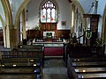 Interior, Church of St Mary the Virgin, Puddletown - geograph.org.uk - 1179275.jpg
