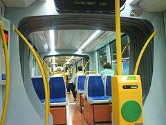 Metro ligero de madrid wikipedia la enciclopedia libre for Metro ligero colonia jardin