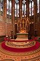Interior of All Saints Church in Lund Sweden.jpg