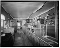 Interior of store - Trail Shop, Lodge, 2750 North Fork Highway, Cody, Park County, WY HABS WYO,15-CODY.V,3G-6.tif