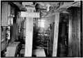 Interior of winch house (located aft of mainmast) - Schooner WAWONA, 1018 Valley Street, Seattle, King County, WA HAER WASH,17-SEAT,10-36.tif