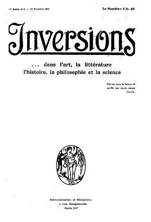 Inversions (revista)