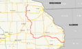 Iowa 136 map.png