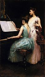 Irving Ramsey Wiles: The Sonata