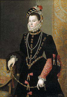 Elisabeth of Valois Queen consort of Spain