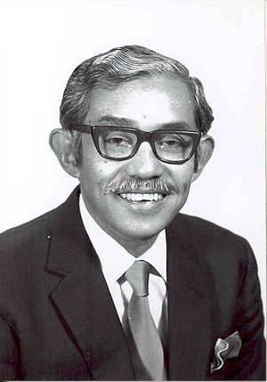 Deputy Prime Minister of Malaysia - Image: Ismail Abdul Rahman
