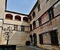 Issogne Castello d'Issogne Innenhof 2.jpg