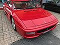 Italie, Maranello, Museo Ferrari, Dans le stationnement (50244860118).jpg