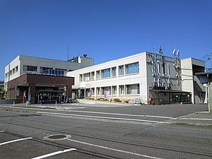 Itoigawa City Nou Office.jpg
