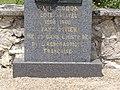 Iviers (Aisne) texte monument Paul Codos.JPG