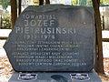 Józef Pietrusiński - Cmentarz Wojskowy na Powązkach (108).JPG