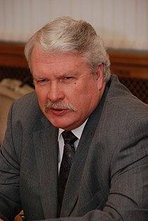 Jānis Dūklavs, 2009-12-23.jpg