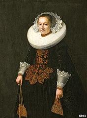 Catharina van Someren (1604-na 1632). Echtgenote van Jacob Veen