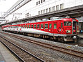 JNR455(JR East) Banetsu West Line Akabe at Koriyama 2006 1224size.jpg