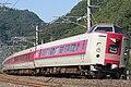 JRW EC 381 series yuttari yakumo color in minagi.jpg