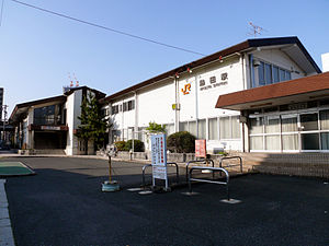 JR Central of Atsuta Station 01.JPG