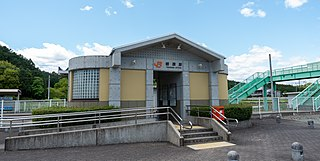Tochihara Station Railway station in Ōdai, Mie Prefecture, Japan