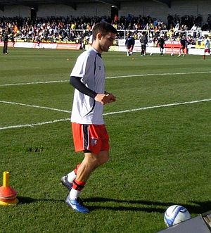 Jack Payne (footballer, born 1991) - Image: Jack Payne