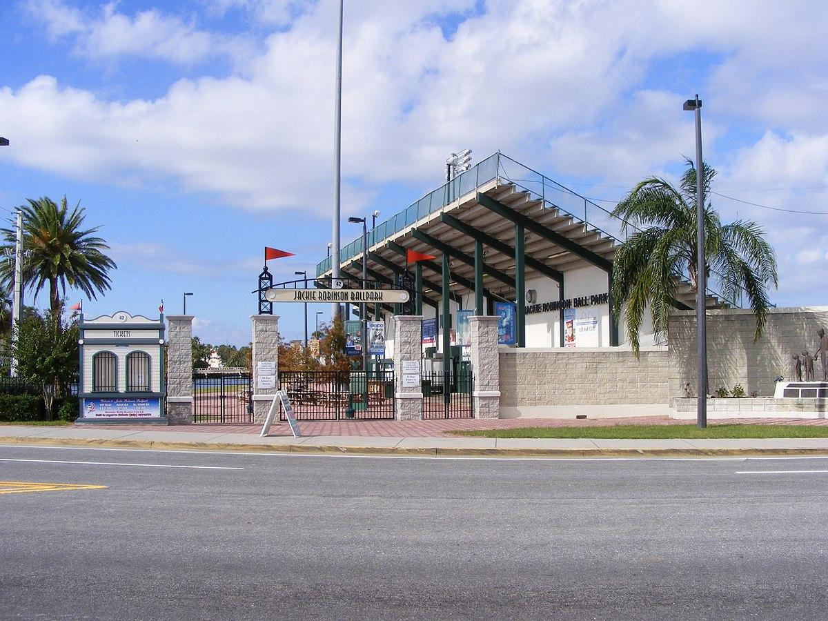 Jackie Robinson Ballpark Daytona Beach