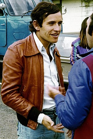 1982 World Sportscar Championship - Drivers Championship winner Jacky Ickx, pictured in 1975