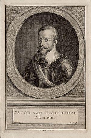Jacob van Heemskerk