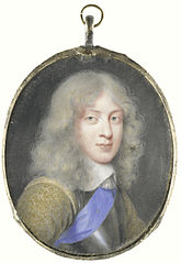 James II (1633-1701), the future King of England, at a young age