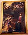 Jacopo ligozzi e collaboratore, annunciazione, 1592, 01.JPG