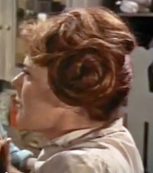Jacqueline Scott - Jacqueline Scott in trailer for Death of a Gunfighter (1969)
