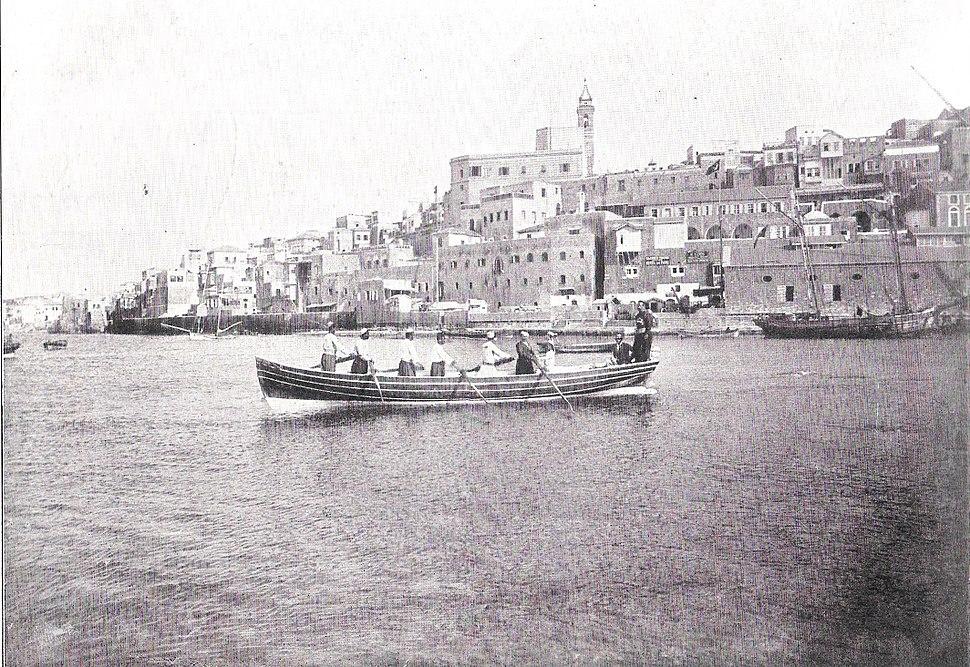 Jaffa (before 1899)