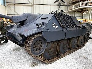 Jagdpanzer Hetzer at Sinsheim pic2.JPG