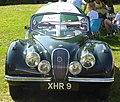 Jaguar XK120 Drophead (1953) (35232383173).jpg