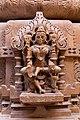 Jaisalmer-07-Shikhara of Jain temple of Aranath-Rishabha-20131010.jpg