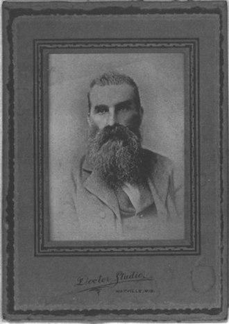 Jacob Sternberger -  Portrait of Jacob Sternberger