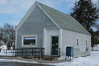 Jamaica, Iowa - City post office