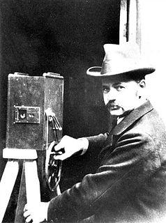 James Williamson (film pioneer) British photographer and filmmaker