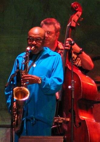 James Moody (saxophonist) - Image: James Moody