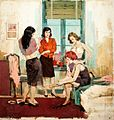 James Meese - 1959 - Girls in 3-B.jpg