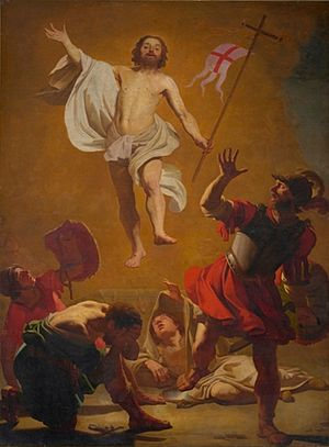 Jan Janssens - The resurrection