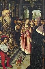The Dispute of Saint Catherine of Alexandria