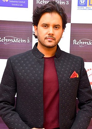 Javed Ali - Javed at a musical concert in 2017