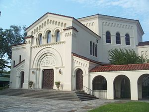 Riverside Baptist Church - Image: Jax FL Riverside Baptist Church 01
