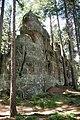 Jedna ze skał w okolicach Skalnych Grzybów - panoramio.jpg