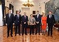 Jefa de Estado se reúne con directiva del Partido Socialdemócrata de Suecia (23257310716).jpg