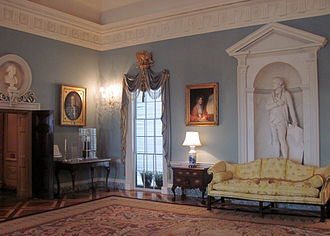 Diplomatic Reception Rooms, U.S. Department of State - Image: Jefferson State Reception Room