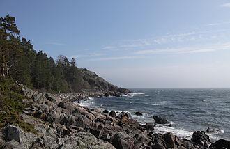 Jeløya - Image: Jeløya natural reserve 2