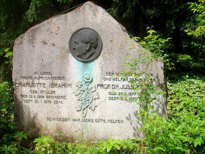 File:Jena Nordfriedhof Grabstein Jussuf Ibrahim 01.JPG