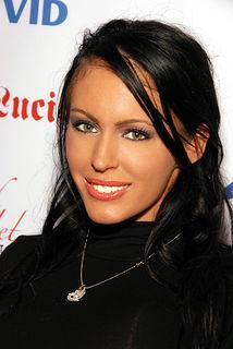 Jenna Presley Former American former pornographic actress (born 1987)