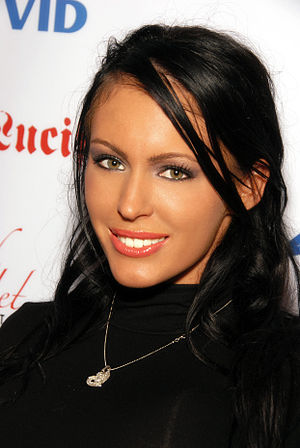 Jenna Presley - Presley attending the DVD Release Party for Malice in LaLaLand at Boudoir, West Hollywood, CA, September 2010