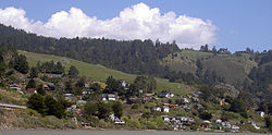 Skyline of Jenner
